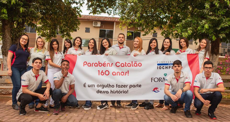CMOC reafirma compromisso com Catalão nos 160 anos da cidade