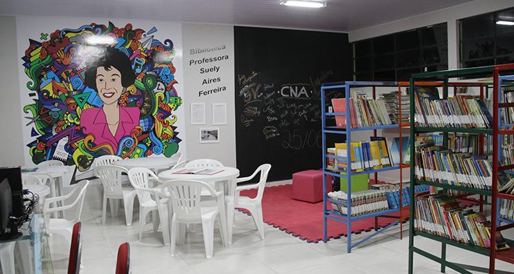 Escola Estadual Professora Zuzu inaugura espaços com patrocínio da CMOC Brasil