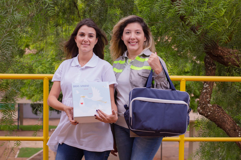 Programa exclusivo para gestantes ajuda mulheres a conciliar maternidade e vida profissional