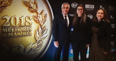 CMOC Brasil entre as melhores empresas do Brasil