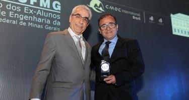 CMOC Brasil recebe prêmio Top Engenharias