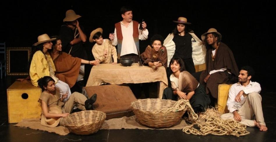 Com o apoio da CMOC, Teatro do Kaos lança espetáculo protagonizado por Felipe Folgosi