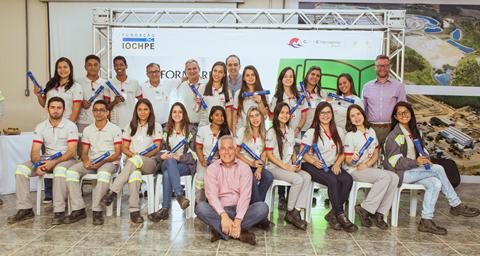 CMOC Brasil comemora formatura da 1ª turma do Programa Formare