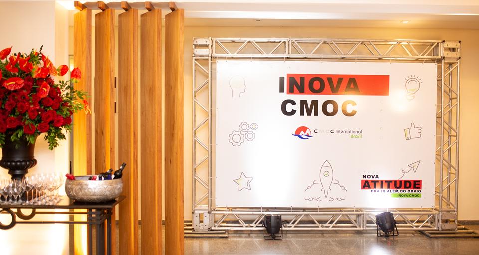 CMOC incentiva empregados a desenvolverem projetos inovadores