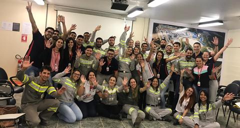 Programa de Estágio da CMOC Brasil fomenta projetos de  melhoria e inovação