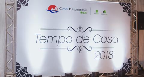 Empregados da CMOC Brasil recebem homenagem