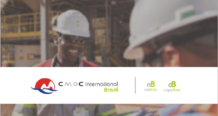 CMOC International Brasil cria banco de talentos  para futuras vagas