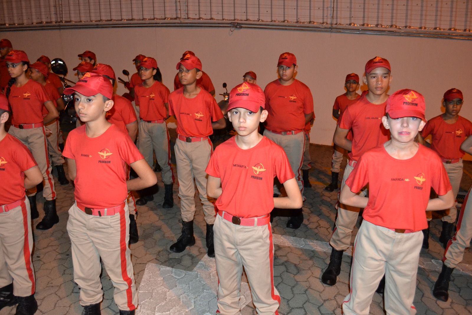 Junior Firefighter Program